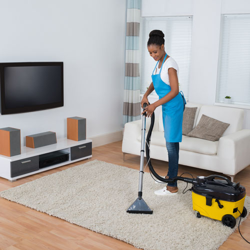 African American Cleaning